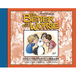 FOR BETTER OR FOR WORSE COMP LIBRARY HC VOL 3