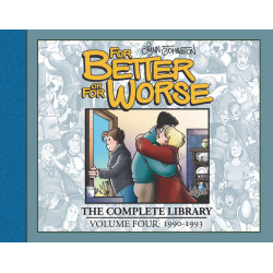 FOR BETTER OR FOR WORSE COMP LIBRARY HC VOL 4