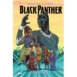 MARVEL ACTION BLACK PANTHER TP BOOK 2 RISE TOGETHER