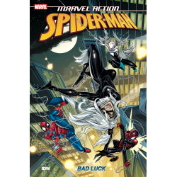 MARVEL ACTION SPIDER-MAN TP BOOK 3 BAD LUCK