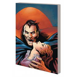 TOMB OF DRACULA COMPLETE COLLECTION TP VOL 4