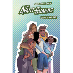 AVANT-GUARDS DOWN TO WIRE ORIGINAL GN