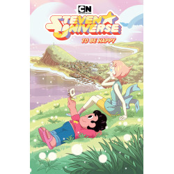 STEVEN UNIVERSE ONGOING TP VOL 8