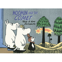 MOOMIN AND THE COMET GN