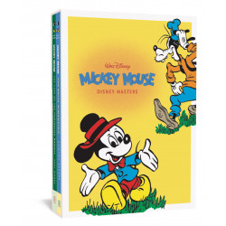 DISNEY MASTERS GIFT HC BOX SET VOL 1 3 MICKEY MOUSE