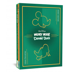 DISNEY MASTERS COLLECTORS HC BOX SET 3 4 MURRY JIPPES