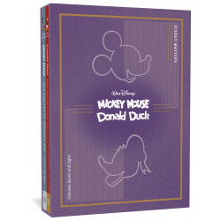 DISNEY MASTERS COLLECTORS HC BOX SET 7 8 MURRY BARKS