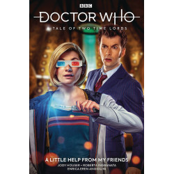 DOCTOR WHO 13TH TP VOL 4 TALE OF TWO TIME LORDS