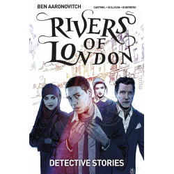 RIVERS OF LONDON TP VOL 4 DETECTIVE STORIES