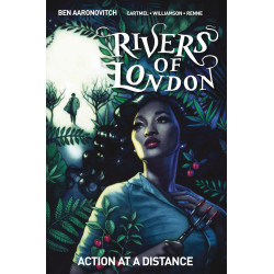 RIVERS OF LONDON TP VOL 7 ACTION AT A DISTANCE