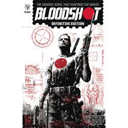 BLOODSHOT TP DEFINITIVE EDITION
