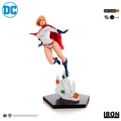DC COMICS STATUETTE 1/10 ART SCALE POWER GIRL BY IVAN REIS 25 CM