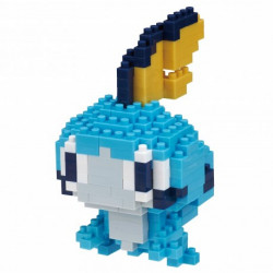 SOBBLE LARMELEON MEMMEON NANOBLOCK POKEMON BUILDING BLOCK SET