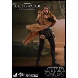 STAR WARS EPISODE VI FIGURINE MOVIE MASTERPIECE 1/6 LUKE SKYWALKER ENDOR DELUXE VER. 28 CM