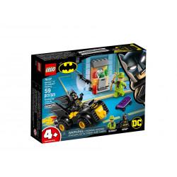 BATMAN ET LE VOL DE L'HOMME-MYSTERE LEGO DC BATMAN 76137