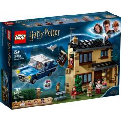 4 PRIVET DRIVE LEGO HARRY POTTER 75968