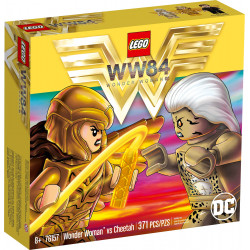 WONDER WOMAN VS CHEETAH LEGO DC 76157
