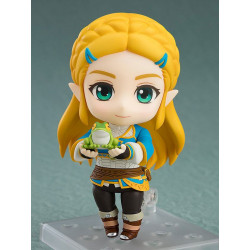 ZELDA BREATH OF THE WILD THE LEGEND OF ZELDA BREATH OF THE WILD FIGURINE NENDOROID VER. 10 CM