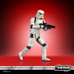REMNANT STORMTROOPER THE MANDALORIAN STAR WARS VINTAGE COLLECTION 2020 WAVE 1 FIGURINE 10 CM