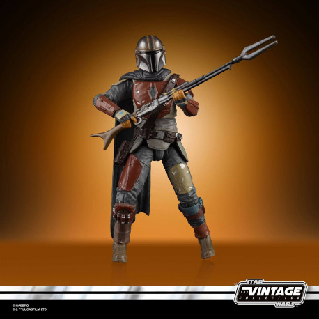 THE MANDALORIAN STAR WARS VINTAGE COLLECTION 2020 WAVE 1 FIGURINE 10 CM