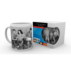 GIRDER FRIENDS MUG