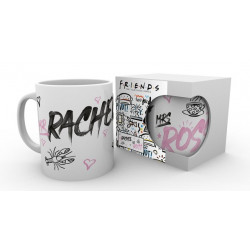 RACHEL AND ROSS FRIENDS MUG