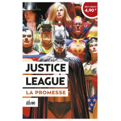 OPERATION ETE 2020 - JUSTICE LEAGUE JUSTICE