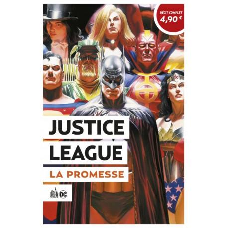 OPERATION ETE 2020 - JUSTICE LEAGUE JUSTICE
