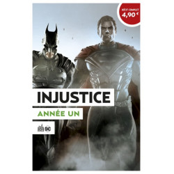 OPERATION ETE 2020 - INJUSTICE ANNEE UN