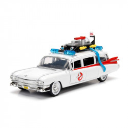 REPLIQUE GHOSTBUSTERS ECTO-1 1/24