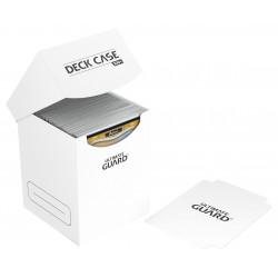 ULTIMATE GUARD BOÎTE POUR CARTES DECK CASE 100+ TAILLE STANDARD BLANC