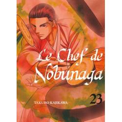 LE CHEF DE NOBUNAGA T23 - VOL23