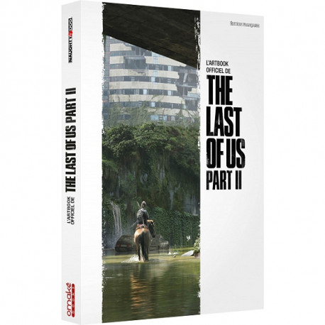 THE LAST OF US 2 - L'ARTBOOK OFFICIEL
