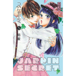 JARDIN SECRET - TOME 5