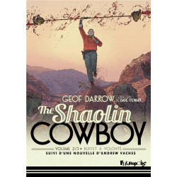 THE SHAOLIN COWBOY (TOME 2-BUFFET A VOLONTE)