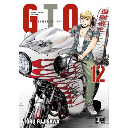 GTO PARADISE LOST T12