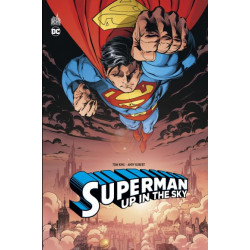 SUPERMAN:UP IN THE SKY - SUPERMAN : UP IN THE SKY - TOME 0