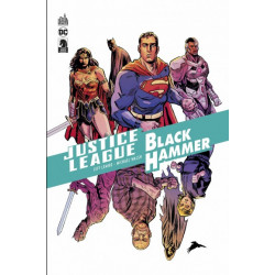 JUSTICE LEAGUE/BLACK HAMMER - TOME 0