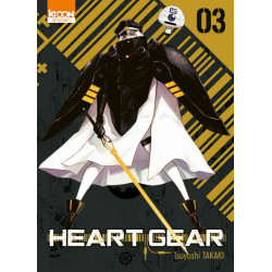 HEART GEAR T03 - VOL03