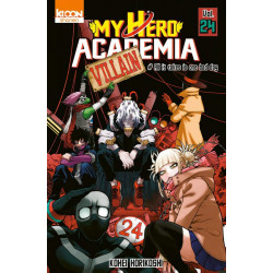 MY HERO ACADEMIA T24 - VOL24