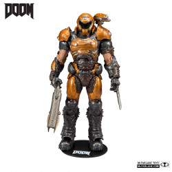 DOOM SLAYER PHOBOS VARIANT DOOM ETERNAL FIGURINE 18 CM