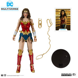 WONDER WOMAN 1984 DC MULTIVERSE FIGURINE 18 CM