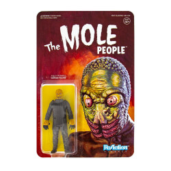 UNIVERSAL MONSTERS FIGURINE REACTION MOLE MAN 10 CM