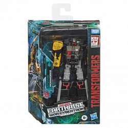 IRONWORKS TRANSFORMERS GENERATIONS WAR FOR CYBERTRON EARTHRISE DELUXE FIGURINE 14 CM