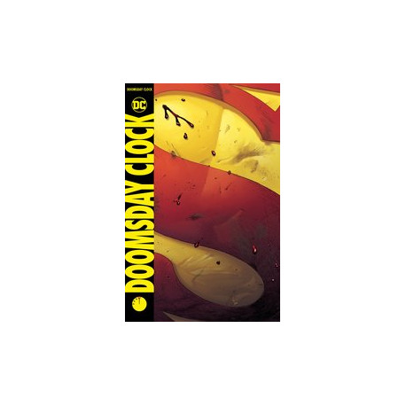 DOOMSDAY CLOCK THE COMPLETE COLLECTION HC