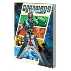 GUARDIANS OF THE GALAXY BY EWING TP VOL 1 THEN ITS ON US
