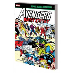 AVENGERS WEST COAST EPIC COLLECTION TP TALES TO ASTONISH