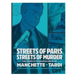 COMPLETE NOIR MANCHETTE TARDI HC VOL 2 STREETS PARIS