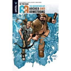 A A ADV OF ARCHER ARMSTRONG TP VOL 1 IN THE BAG