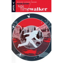IVAR TIMEWALKER TP VOL 1 MAKING HISTORY